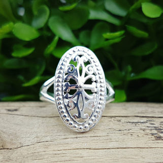 "Filigraner Ring aus Sterling Silber ""Samantha"""