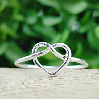 "Ring aus 925 Sterling Silber ""Lailla"""